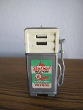 Vintage Buddy L Texaco Service Station Parts - GREEN GAS PUMP