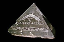 Framed Print - Egyptian Pyramid of Amenemhat III - The Benben Stone (Picture)