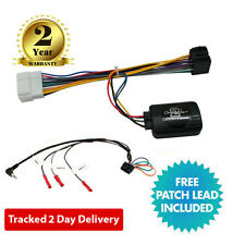 CTSHO009.2 Steering Wheel Control Adaptor + Free Patch For Honda CR-V 2005-2007