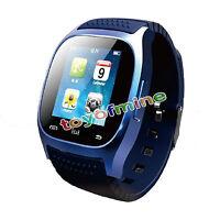 M26 Bluetooth intelligente orologio da polso per iOS iPhone Android con scatola