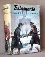 Testamento - Hutchinson - Baldini & castoldi
