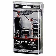 Monster iCarPlay Wireless 800 for iPod and iPhone W/auto Scanning FM Transmitter