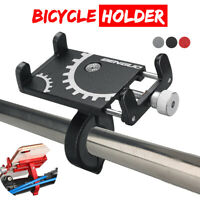 Motorcycle Bicycle Bike Mount Handlebar Metal  Holder Stand For Mobile Phone
