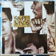 SIMPLE MINDS LP ONCE UPON A TIME 1985 EUROPE VG++/VG++ OIS