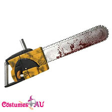 "27"" Adult Leatherface Texas Chainsaw Chain saw Massacre Mens Costume Accessories"