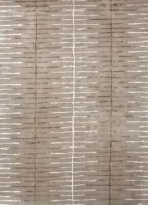 Modern Adison Brown Hand-Tufted 100% Wool Soft Area Rug Carpet