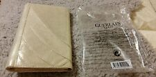 GUERLAIN Clutch / Cosmetics Bag in Gold, Brand NEW! 100% Genuine!! Textile