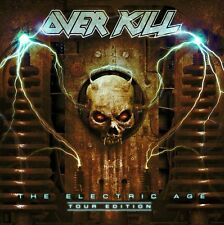 OVER KILL - THE ELECTRIC AGE TOUR EDITION - 2CD NUOVO SIGILLATO