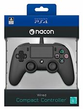 NACON Wired compact controller - Black (PlayStaiton 4)