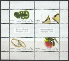 New Zealand 2010 MNH MUH Sheetlet - Personalised Stamps.