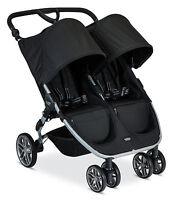Britax 2016 B-Agile Double Stroller - Black - Brand New! Free Shipping!