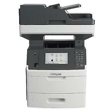 Lexmark Mx717de A4 Mono Laser Multifunction 24TC801 60ppm 1200 X DPI 4 Years War
