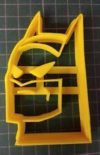 Bat Face- Cookie Cutter Cookie Fondant Shape Mold - 3D Printed PLA