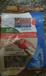 KONG Small Liver Snacks Dog Treat - Fits KONG Classic Extreme Rubber Treats Toy