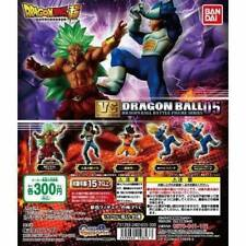 Battle Figure Series Dragon ball Super VS 05 SS God Vegeta SS3 Broly Gokou 17 x5