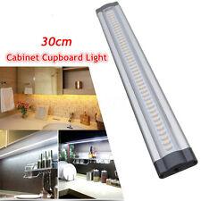 30cm DC 12V LED Under Cabinet Cupboard Shelf Strip Light For Home Kitchen