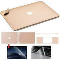 Full-Body Cover Case Guard Protector 3M Skin Decal for MacBook Air Pro 13 15 16""