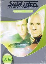 Star Trek Next Generation Season 7.2 NEU OVP Sealed Deutsche Ausgabe