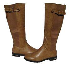 New Women's Beige Khaki Brown Fashion Boots Winter Snow Shoes Ladies size 9
