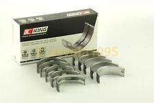 King Main Shell Bearings MB5269AM 0.25 Oversize For AUDI-VW 1.6-1.9D-1.9 TDI