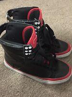 RADII Thriller  (black / red / white) Men's Sneakers