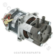 ATA 1530 DISHWASHER V45DP RINSE BOOSTER PUMP 12mm IN & OUT NIPPLE PIPE FITTINGS
