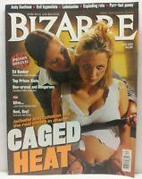 Bizarre UK Magazine Weird Articles Oddities Issue 30 April 2000 Soraya & Ava