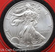 2011 American 1oz Fine Silver Eagle Liberty $1 One Dollar Coin