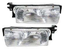 New Replacement Headlight Assy PAIR / FOR 1991-96 CHEVROLET CAPRICE & IMPALA SS
