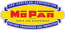 NOS MOPAR 2275161 IMP 61 L QT PANEL EAGLE ORN & BASE