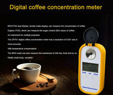 Digital Portable Coffee Brix TDS Sugar Meter Electronic Refractometer Tester