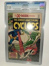 Marvel X-Men #45 Cgc 7.0 1968 Buscemi FREE SHIPPING