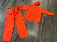 Magid Glove /& Safety 055Y-XXL Magid Rain Master 3-Piece Rain Suit with Jacket Pants and Hood XXL Yellow