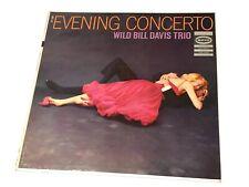 "WILD BILL DAVIS TRIO ""Evening Concerto"", Epic LN 3308, MONO, DG, 1956."