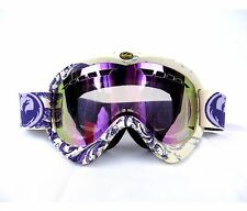 NEW Customized Dragon Alliance Snowboard Goggles with Skull Candy Lens (rare)