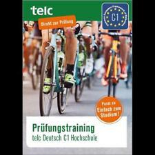 Prüfungstraining telc Deutsch C1 Hochschule Fernandes, Nicole Hensch, Jana Lis..