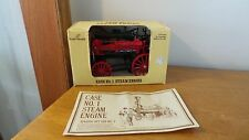 CASE No.1 Steam Engine Toy Tractor Scale Models 1/16 Clean 1992