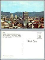 NORTH CAROLINA Postcard - Asheville, Panoramic View F18