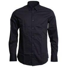Camicie casual e maglie da uomo neri Antony Morato