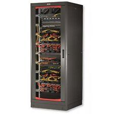 Intellinet Armadio Server Rack 19'' 600x1200 27U Nero Serie Lite Porta Grigliata