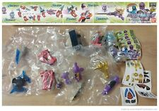 Bandai Super Sentai Uchu Sentai Kyuranger Part 2 Mini Kyutama Weapon gashapon x6
