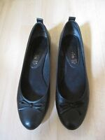 TAMARIS BALLERINAS Gr. 39 schwarz *TOP*