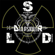 "DIAPSIQUIR ""L.S.D."" CD 2014 BLACKLODGE ANTAEUS"
