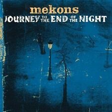 The Mekons - Journey to End of Night [New CD]