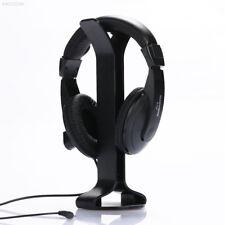 A0F6 Headset Hanger Earphone Holder Headphone Stand Mount Table Support Bracket