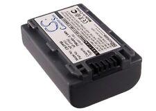 BATTERIA agli ioni di litio per SONY DCR-DVD505E DCR-DVD405 DCR-DVD703 DCR-HC65 DCR-HC26E NUOVO