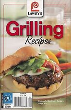 LAWRY'S GRILLED RECIPES FAVORITE BRAND NAME RECIPES COOKBOOK 2008 VOL. 8, NO. 4