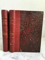 Obras de Bossuet Cuarta Parte II Meditaciones En De Gospel I 2Vols 1889