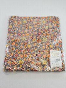 Couleur Nature Bruno Lamy Floral Multi Color Apron 32'' X 36'' Ref. No. 6315-AP
