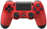 OFFICIAL RED SONY PS4 DUALSHOCK 4 WIRELESS CONTROLLER